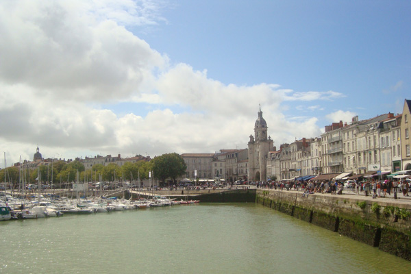 La Rochelle and the Ile de Ré