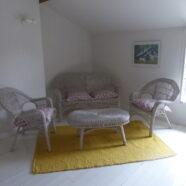 Bedroom 1 Seating